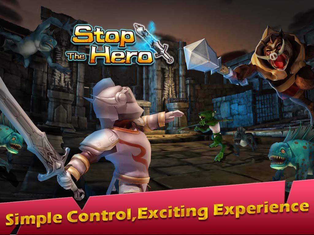 Stop The Hero - Imagem 1 do software