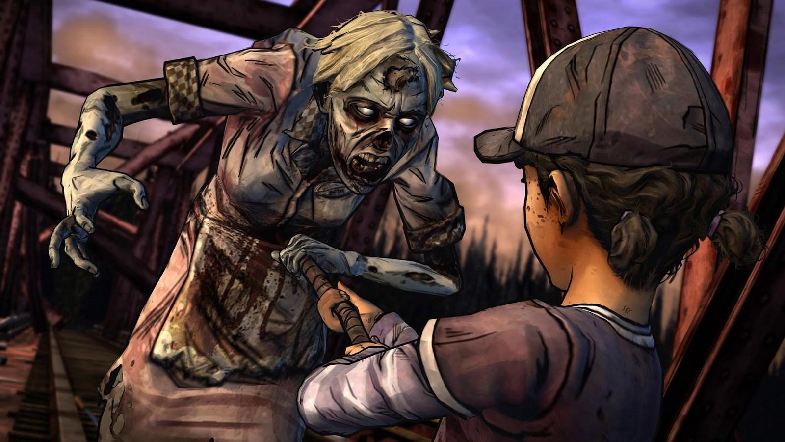 The Walking Dead: Season Two - Imagem 1 do software