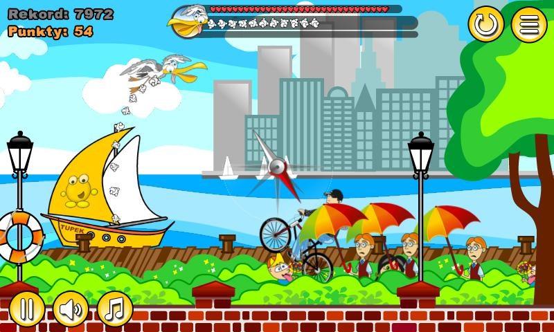 Seagull Bird Revenge - Imagem 1 do software