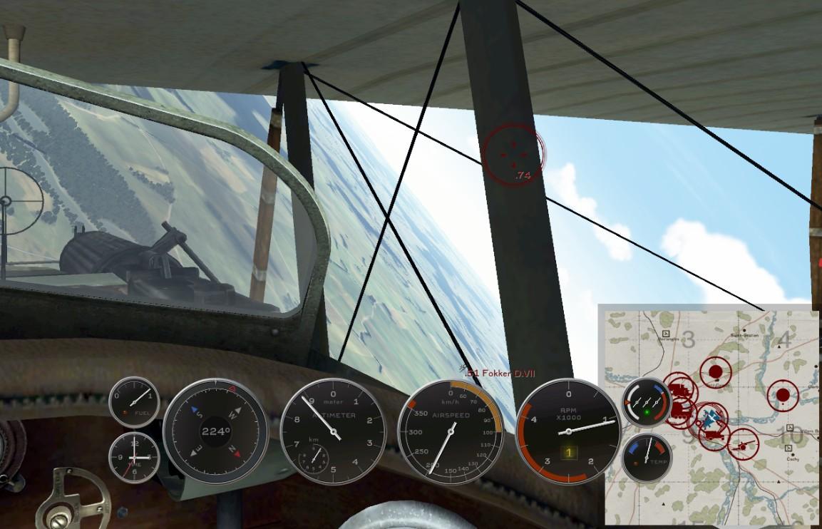 Rise of Flight: Free2Play - Imagem 3 do software