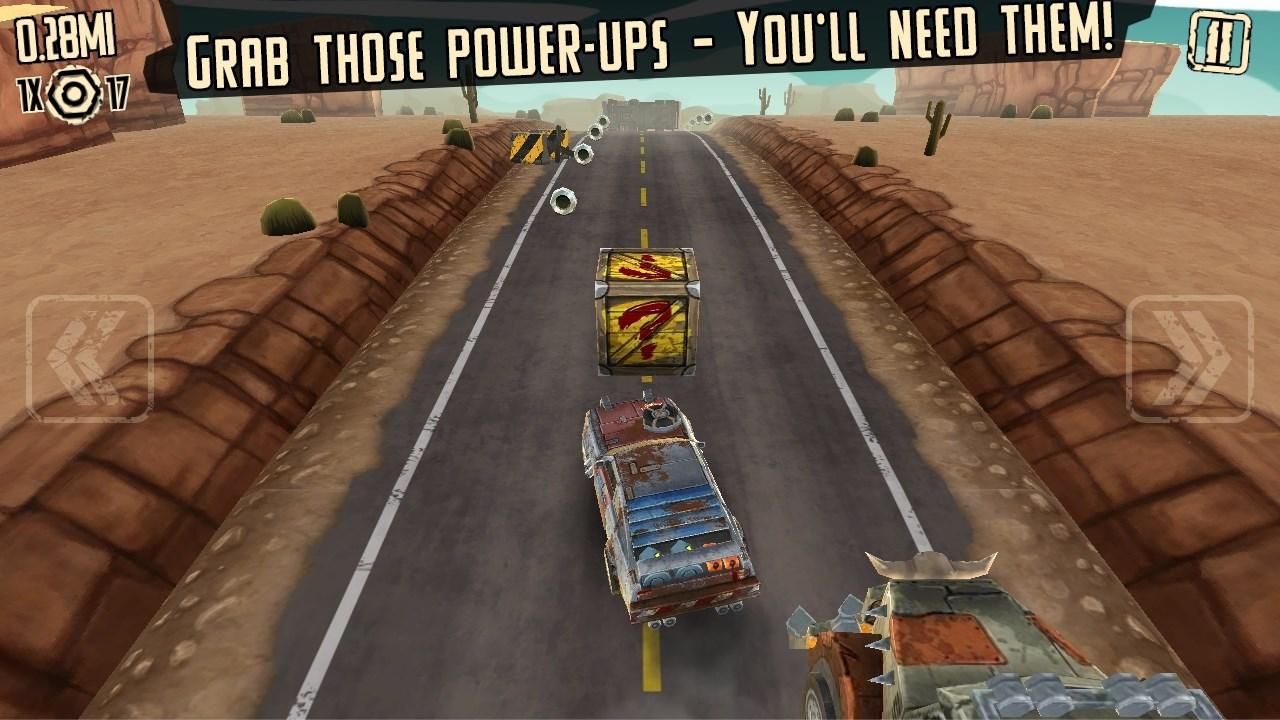 Mad Road Driver - Imagem 1 do software