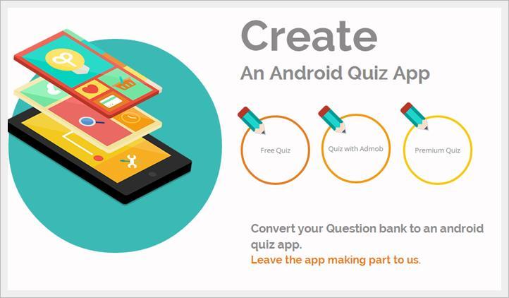 Android Quiz Maker - Imagem 1 do software