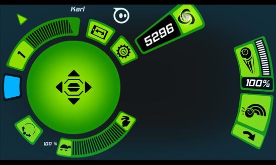 Sphero - Imagem 1 do software