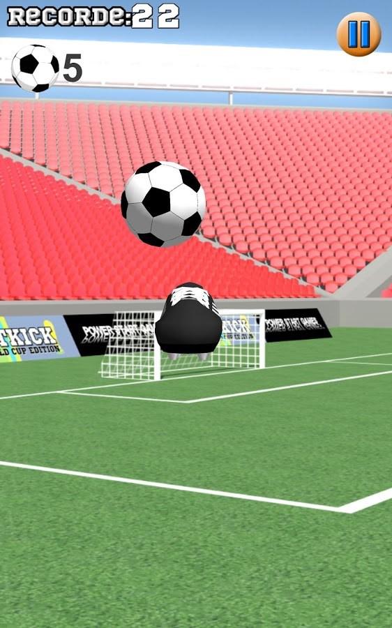 FootKick - World Cup Edition - Imagem 1 do software