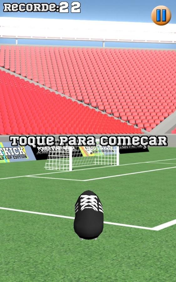 FootKick - World Cup Edition - Imagem 2 do software