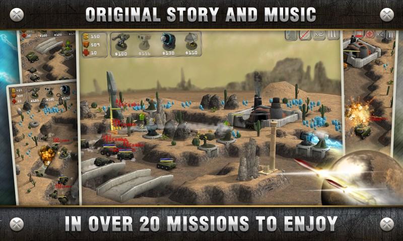 Total Defense 3D - Imagem 1 do software