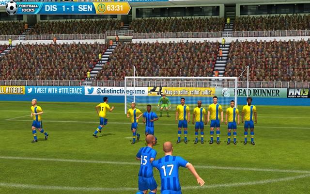 Football Kicks: Title Race - Imagem 1 do software