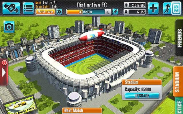 Football Kicks: Title Race - Imagem 2 do software