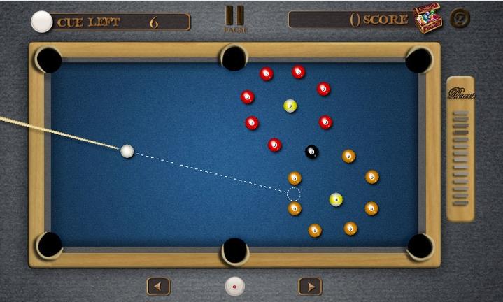 Pool Billiards Pro - Imagem 1 do software