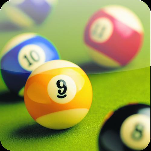Logo Pool Billiards Pro ícone