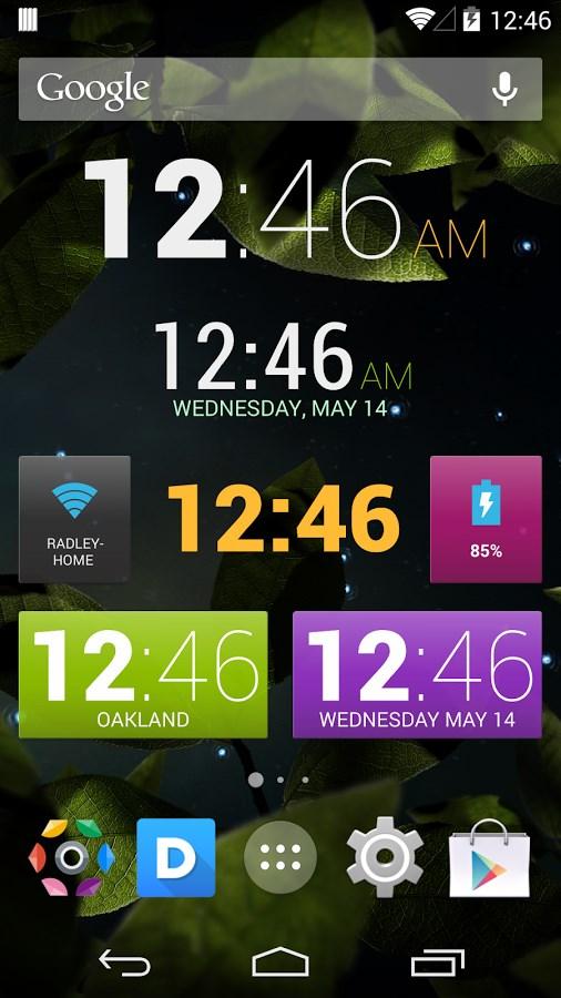 Colourform (for HD Widgets) - Imagem 2 do software