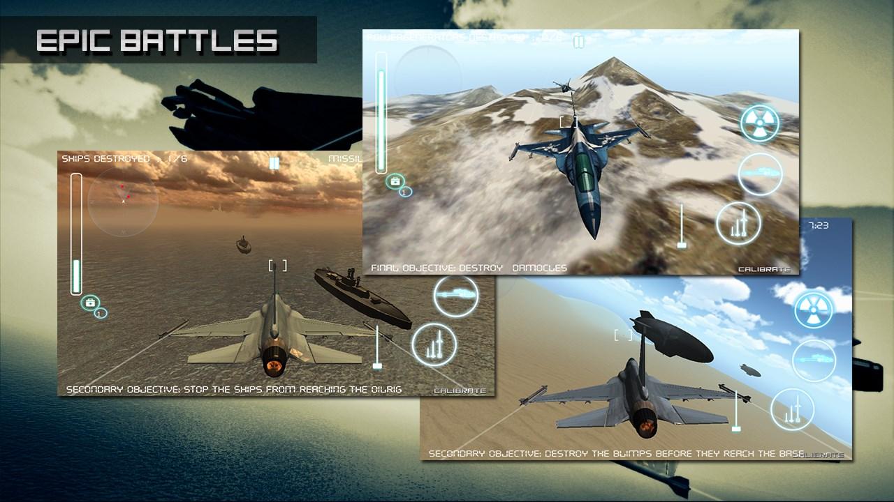 Thunder Rider - First Flight - Imagem 1 do software