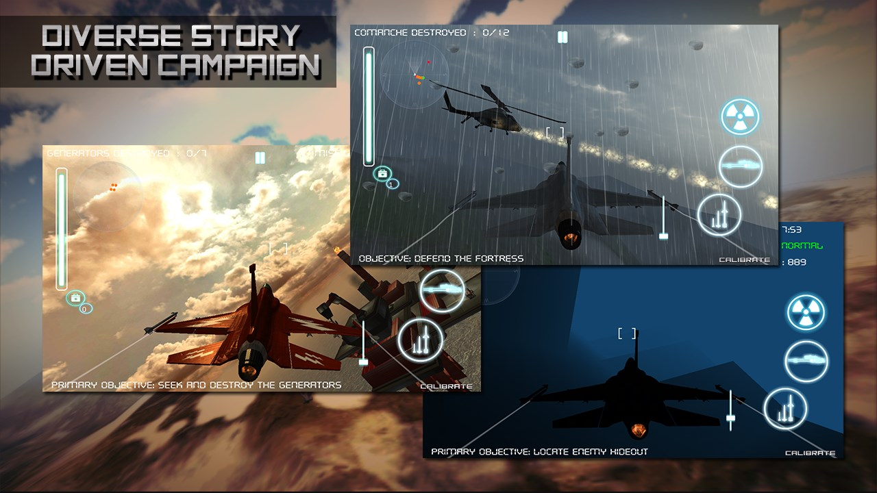 Thunder Rider - First Flight - Imagem 2 do software