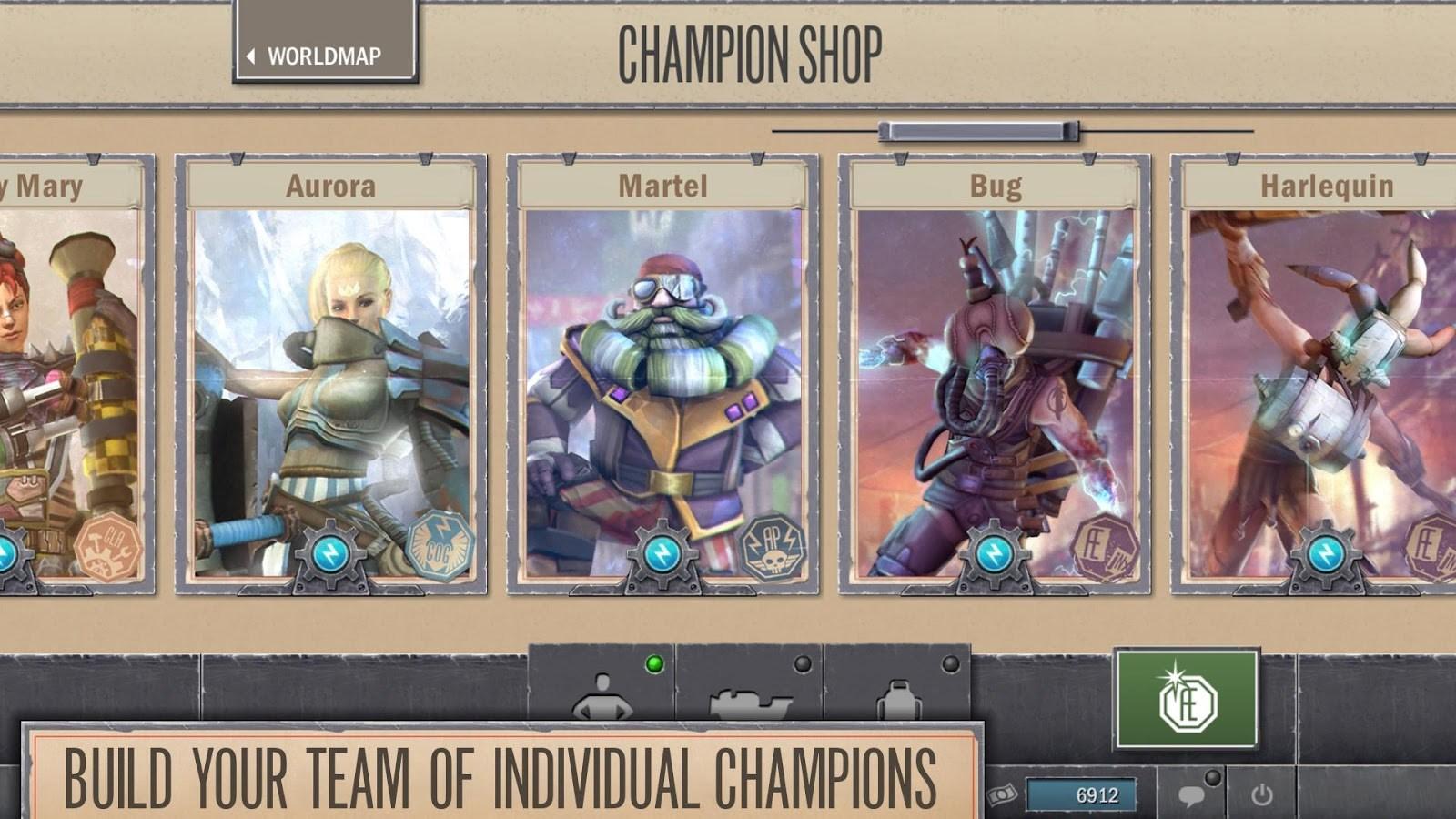 AERENA - Clash of Champions HD - Imagem 4 do software