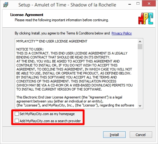 Amulet of Time: Shadow of la Rochelle - Imagem 2 do software
