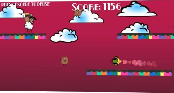 Sheep King French Fries - Imagem 1 do software