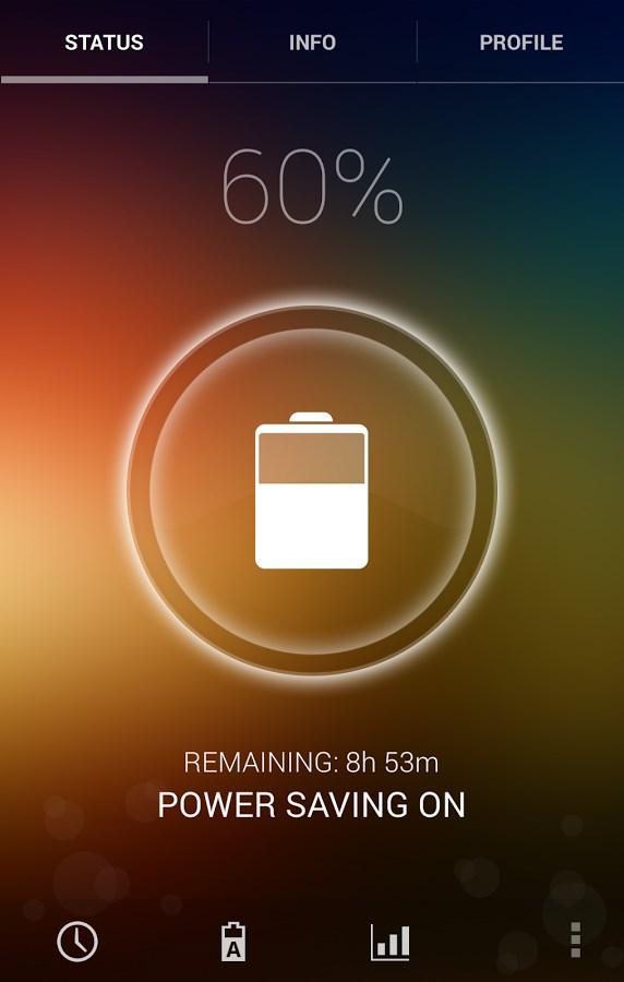 My Battery Saver - Imagem 2 do software