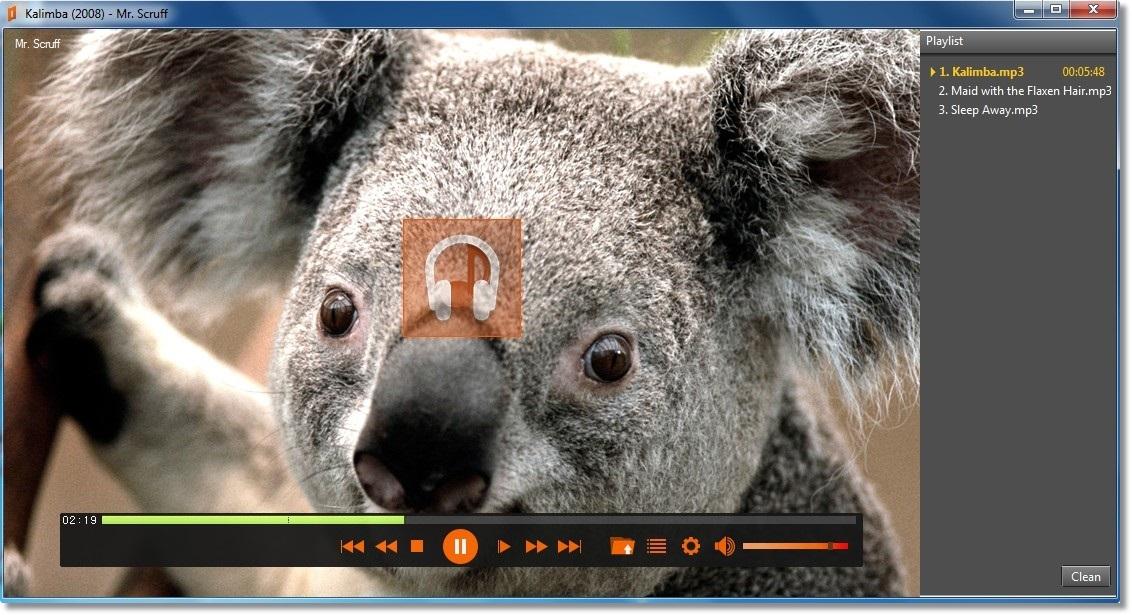 1MediaPlayer - Imagem 4 do software