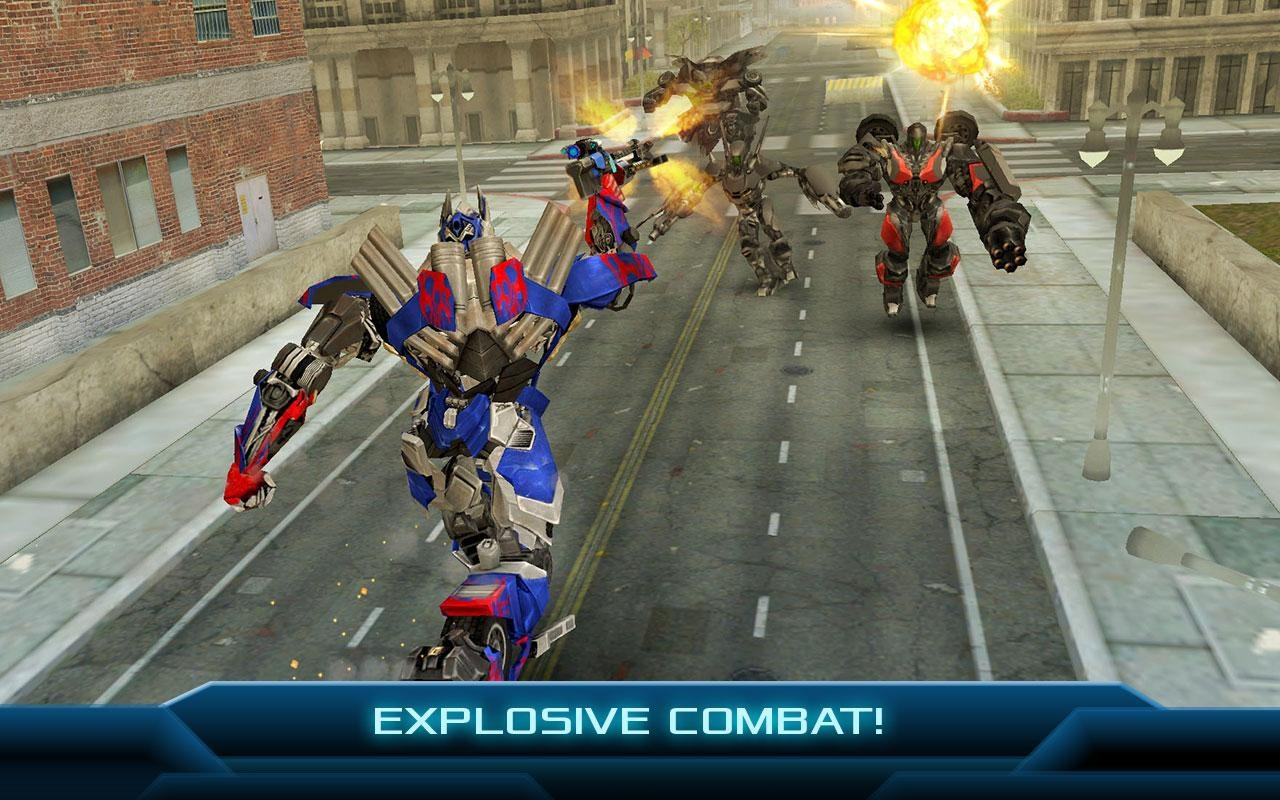 TRANSFORMERS AGE OF EXTINCTION by Mobage - Imagem 1 do software