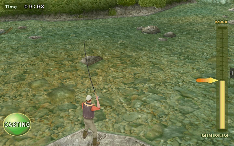 Fly Fishing 3D - Imagem 1 do software
