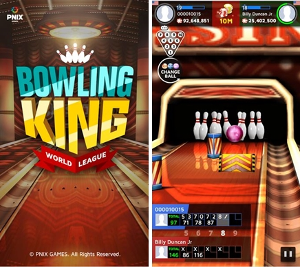 Bowling King - Imagem 1 do software