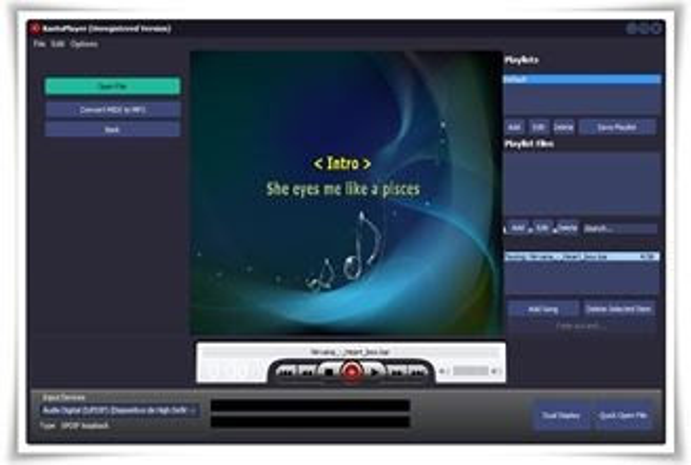 Kanto Karaoke Player Download para Windows Grátis