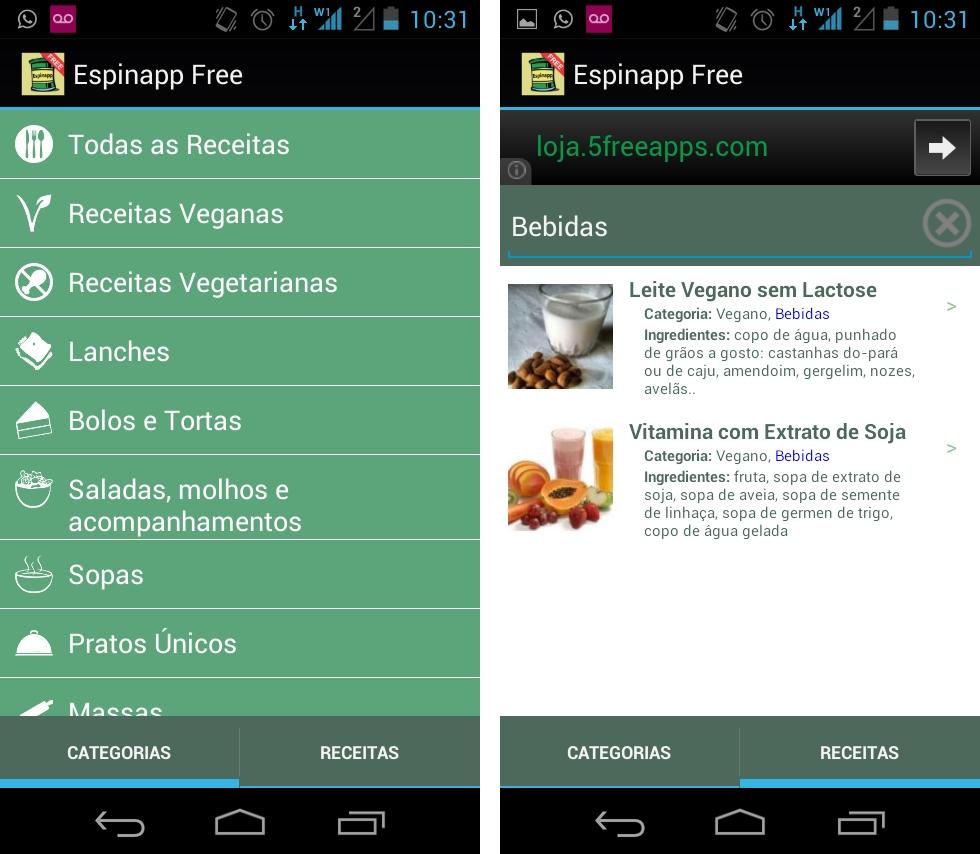 Espinapp Free - Imagem 1 do software
