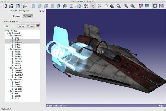 GLC Player - Imagem 1 do software