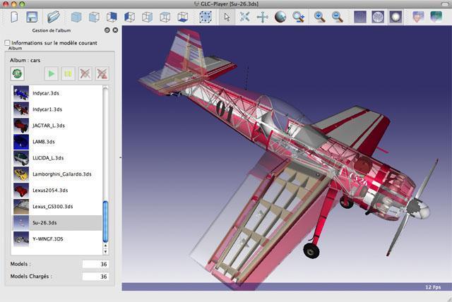 GLC Player - Imagem 2 do software