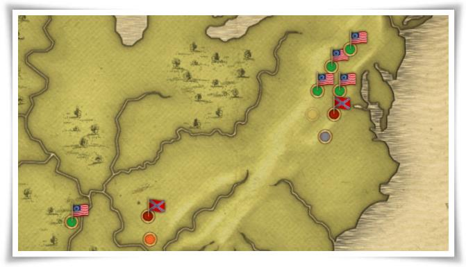Battleplan: American Civil War - Imagem 2 do software