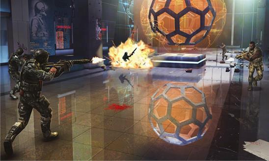 Modern Combat 5: Blackout - Imagem 1 do software