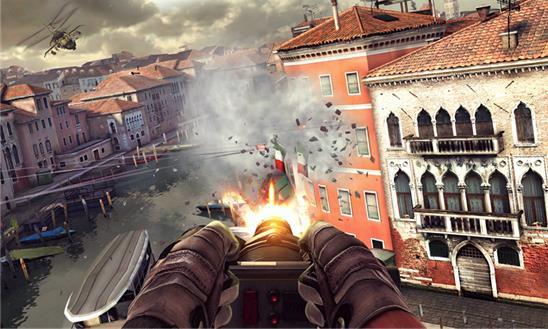 Modern Combat 5: Blackout - Imagem 2 do software