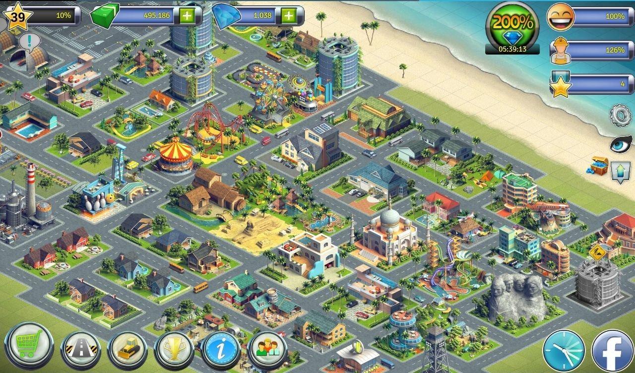 City Island: Airport 2 - Imagem 1 do software