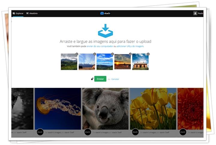 Stackr - Imagem 1 do software
