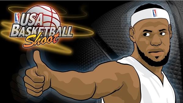 USA Basketball Shoot - Imagem 1 do software