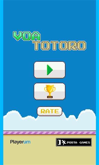Voa Totoro - Imagem 1 do software