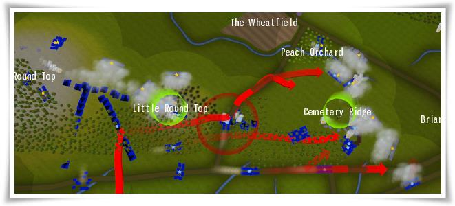Battleplan: American Civil War - Imagem 1 do software