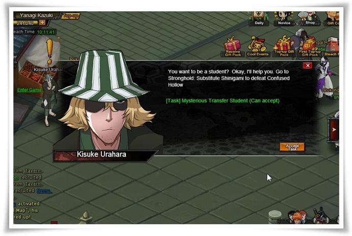 Bleach Online - Imagem 3 do software