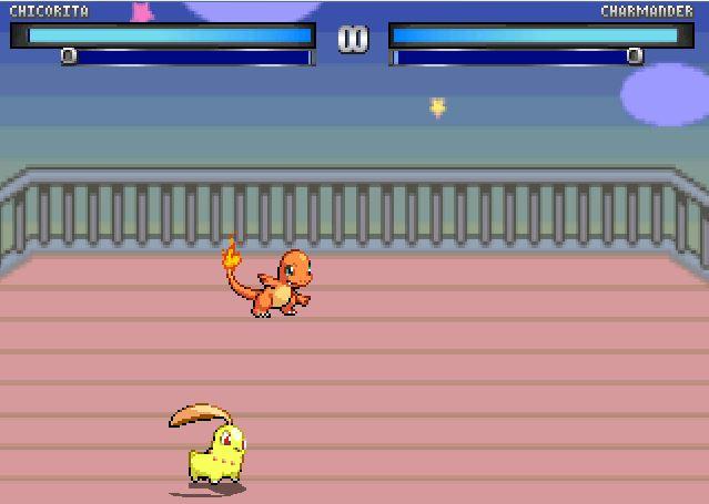 Pokémon Mugen - Imagem 1 do software