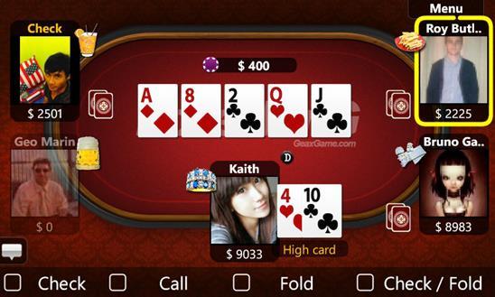 Texas Holdem Poker - Imagem 1 do software