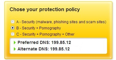 Norton ConnectSafe - Imagem 1 do software