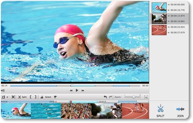 Movavi Split Movie - Imagem 1 do software