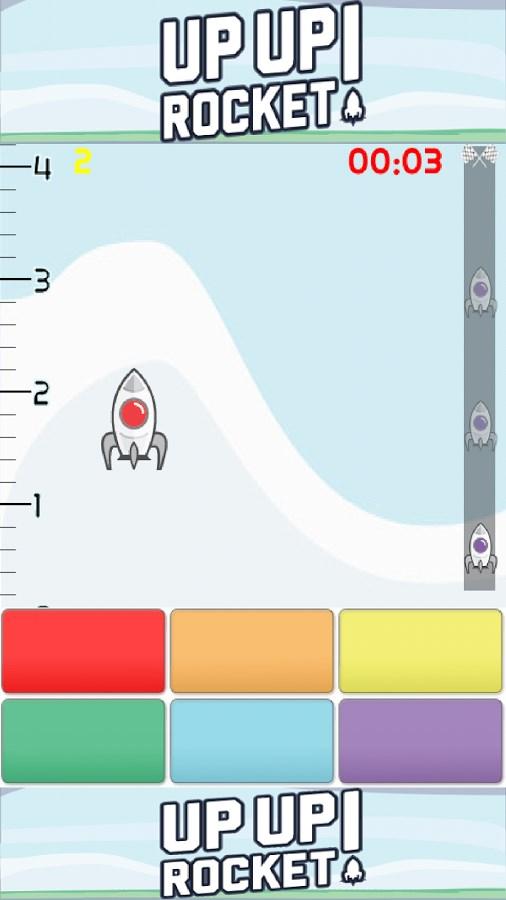 Up Up Rocket - Imagem 1 do software
