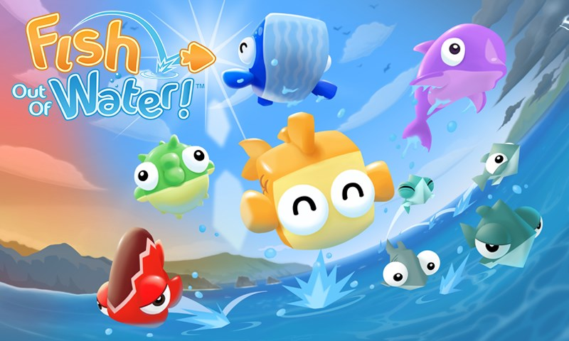 Fish Out Of Water! - Imagem 1 do software