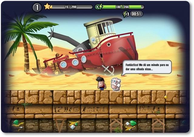 Diggy`s Adventure - Imagem 1 do software