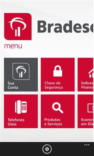 Bradesco Exclusive - Imagem 1 do software