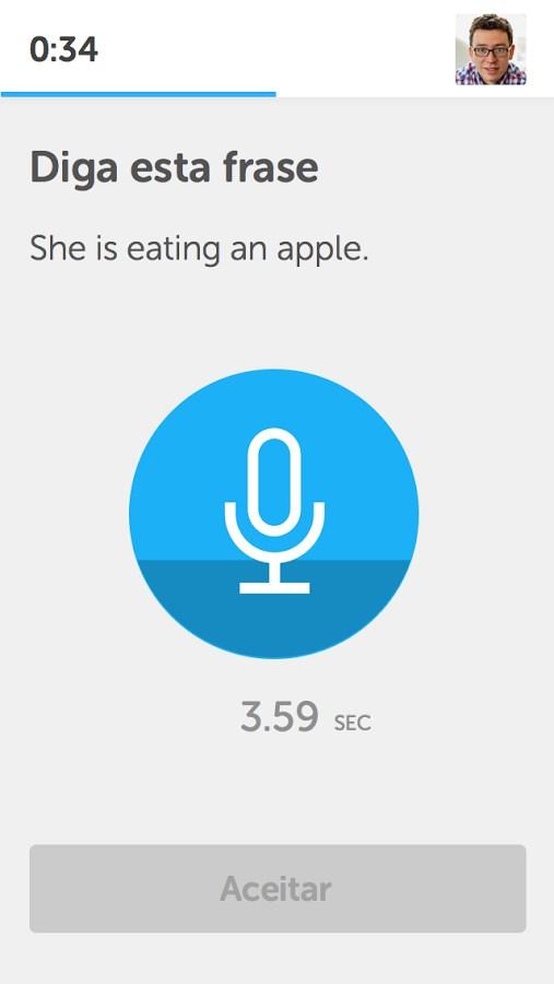 Duolingo Test Center - Imagem 2 do software