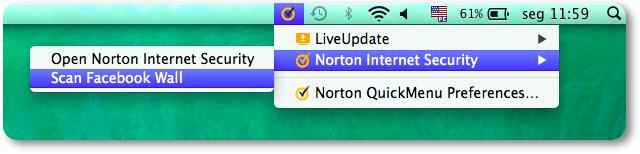 Norton Internet Security - Imagem 2 do software