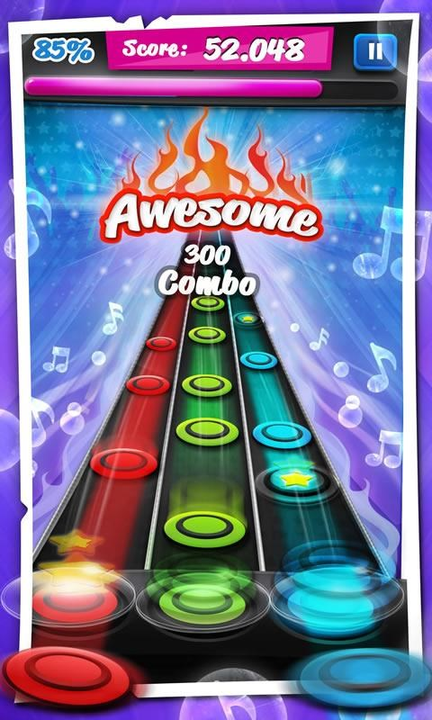 Rock Hero - Imagem 1 do software