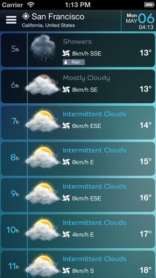 Bright Weather - Imagem 2 do software